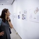 """Paroda """"Klaipėdos architektūra 2016"""". Nerijaus Jankausko nuotr."""