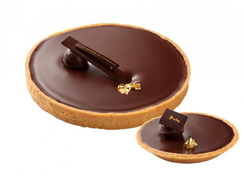 Le tour du chocolat pary iaus okoladas ir architekt ra for Macarons la maison du chocolat