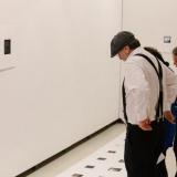 Vidurnakt ir giliau. Parodos ir katalogo pristatymas. Pauliaus Sadausko nuotr.