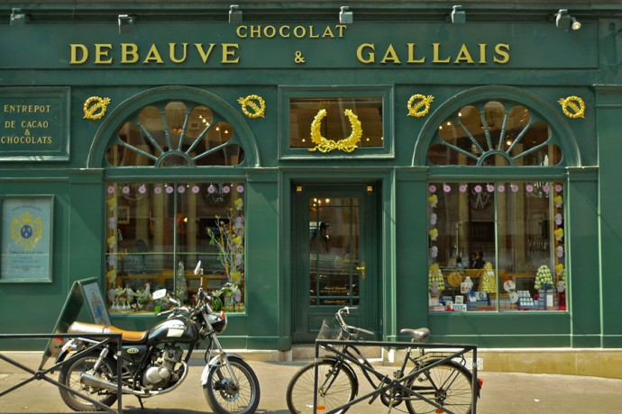 """Debauve et Gallais"" šokolado ateljė"