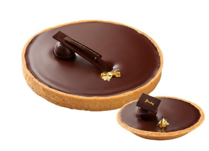 """La Maison du Chocolat"" desertai"