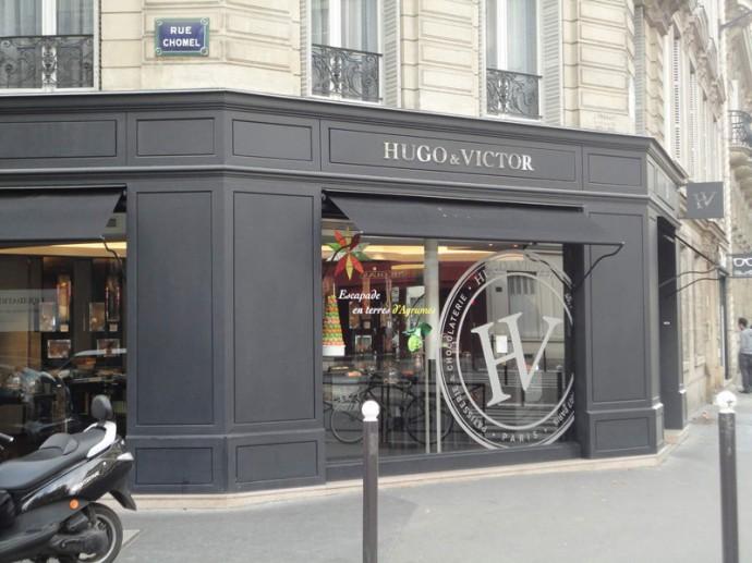 """Hugo & Victor"" parduotuvė"