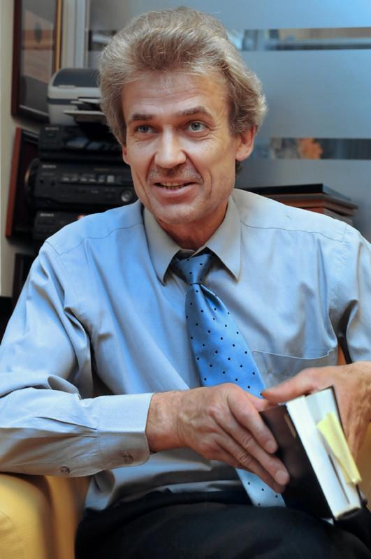 Prof. Rimantas Balsys. Algirdo Kubaičio nuotr.