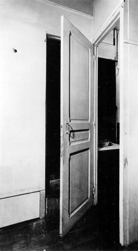 Marcelio Duchampo buto durys. Šaltinis – 25.media.tumblr.com.