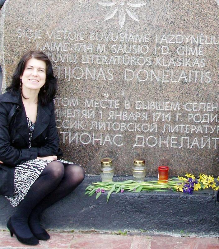 Renata Šerelytė. Aldonos RUSECKAITĖS nuotr.