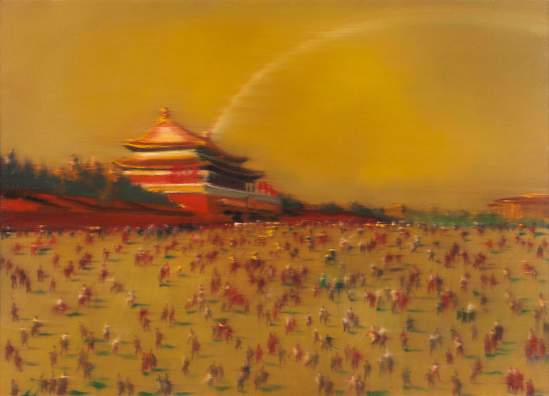 Yin_Chaoyang_Square_Oil_on_Canvas