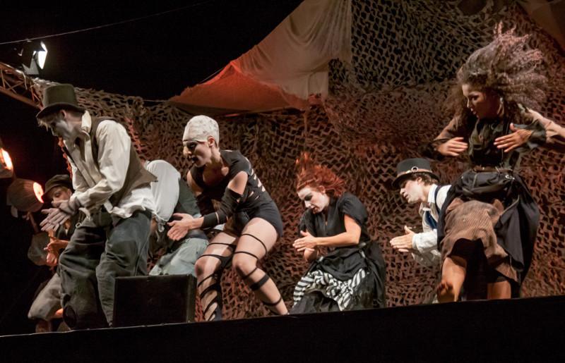 antagon - Sommerwerft 2013 - Konzerte