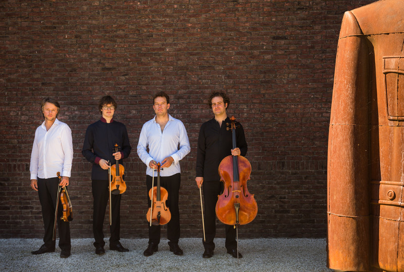 Modernt_String_Quartet