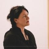 Menininkė Eglė Vertelkaitė. Domo Rimeikos nuotr.