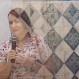 Menotyrininkė Vilma Mačianskaitė. Domo Rimeikos nuotr.