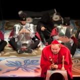 """Juraso spektaklio """"Barbora"""" pristatymas Nacionaliniame Kauno dramos teatre"""