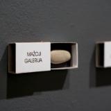 Ričardas Šileika. Mažosios galerijos. 2010–...  Nerijaus Jankausko nuotr.