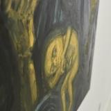 """Eglės Velaniškytės tapybos paroda """"Aš ateinu"""". Ingridos Mockutės-Pocienės nuotr."""