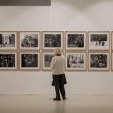 """Arūno Baltėno fotografijų paroda """"Dirbame. Esame"""". Ingridos Mockutės-Pocienės nuotr."""