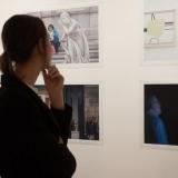 """Edžio Jurčio fotografijų paroda """"Ieškojimai"""". Ingridos Mockutės-Pocienės nuotr."""