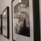 """Rimaldo Vikšraičio fotografijų paroda """"Vienkiemių godos"""". Ingridos Mockutės-Pocienės nuotr."""