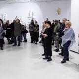 """Galerijos """"Meno parkas"""" parodos """"Ne muziejus..."""" pristatymas. Nerijaus Jankausko nuotr."""