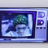"""Marija Griniuk, """"Riba"""" (video-, 2014 m.). Nerijaus Jankausko nuotr."""