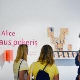 """Gretos Alice paroda """"Vilniaus pokeris"""". Luko Abromaičio nuotr."""