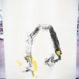 """KKKC meno rezidentūros projekto """"Istorija ateičiai"""" kūrybinės dirbtuvės. Nerijaus Jankausko nuotr."""