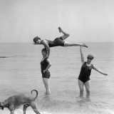 Bathing scenes at Eastbourne19th June 1925