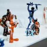 """Toma Šlimaitė, """"Žaislų metamorfozė"""". 2012–2015 m. Nerijaus Jankausko nuotr."""