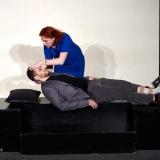 "Scena iš spektaklio ""Musė"". Fotodvelksmas.lt nuotr."