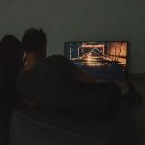"""Patricijos Gilytės parodos """"Ekvinokcija\"""" pristatymas. Pavelo Ochrimenkos nuotr."""