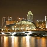 "Singapūro teatras ""Esplanade"""