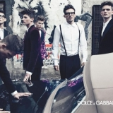 Dolce & Gabbana  Man Winter 2011  Campaign