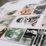 """Istorinės nuotraukos – ciklo """"Šimtmečio vaikai"""" prototipai. Domo Rimeikos nuotr."""