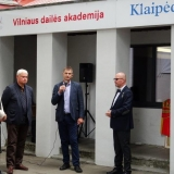 VDA Klaipėdos fakulteto 5-mečio šventė. VDA KF nuotr.