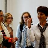 Prof. A. Kliševičiaus auditorijos atidarymas. VDA KF nuotr.