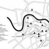 """""""Vilniaus kontekstų"""" žemėlapis"""