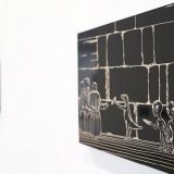 Mikelio Fišers kūriniai. Donato Bielkausko nuotr.