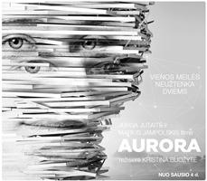 """Filmo """"Aurora"""" plakatas, 2013"""
