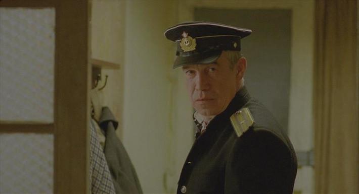 Filme vaidina ir rusų kino grandas Sergejus Garmašas.