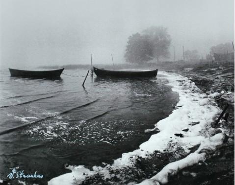 """Vaclovo Strauko fotografija iš serijos """"Kopos"""", 1975 m."""