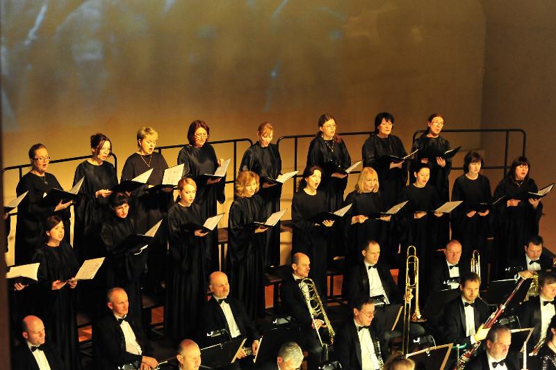 Klaipėdos valstybinio muzikinio teatro choras