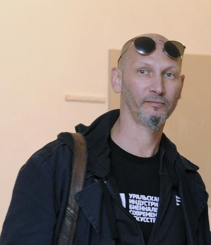 Jevgenijus Umanskis. Algirdo Kubaičio nuotr.