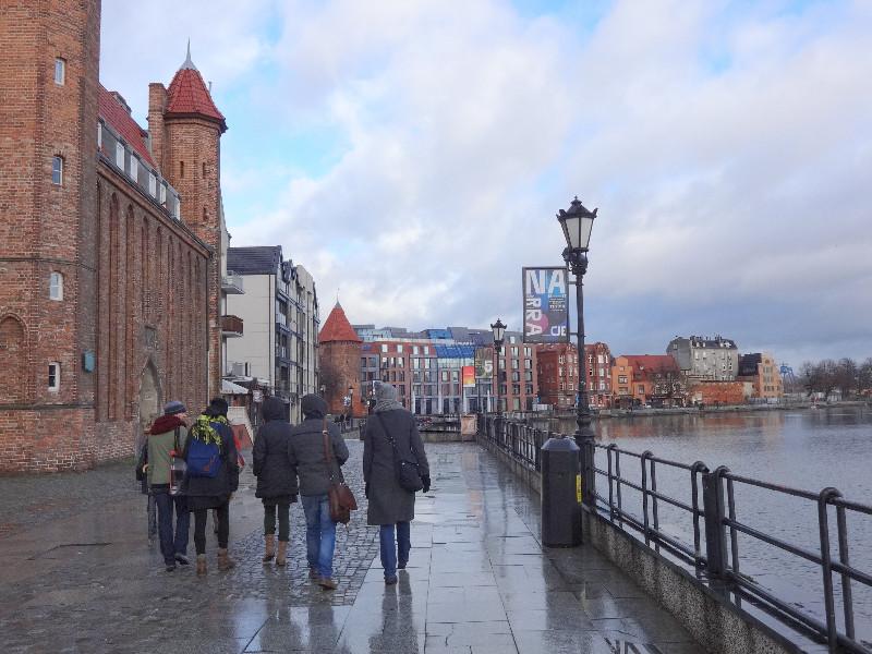 Pasivaikščiojimas po Gdanską. Autorės nuotr.