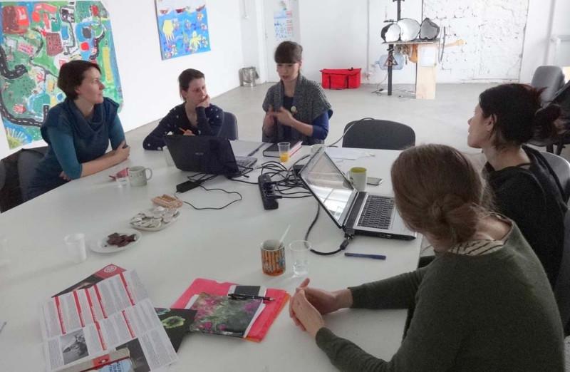 Projekte dalyvaujančios edukatorės savo projektinį bendradarbiavimą norėtų įamžinti baigiamuoju darbu