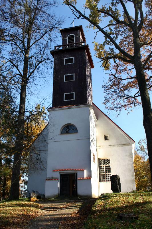 Kristijono Donelaičio memorialinis muziejus Tolminkiemyje