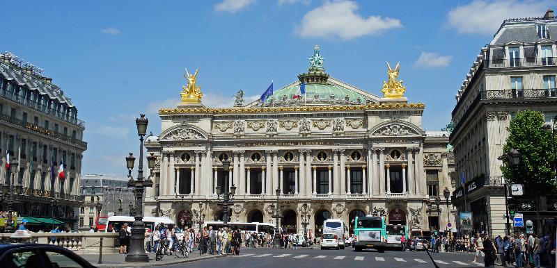 Paryžiaus Opera (Palais Garnier)