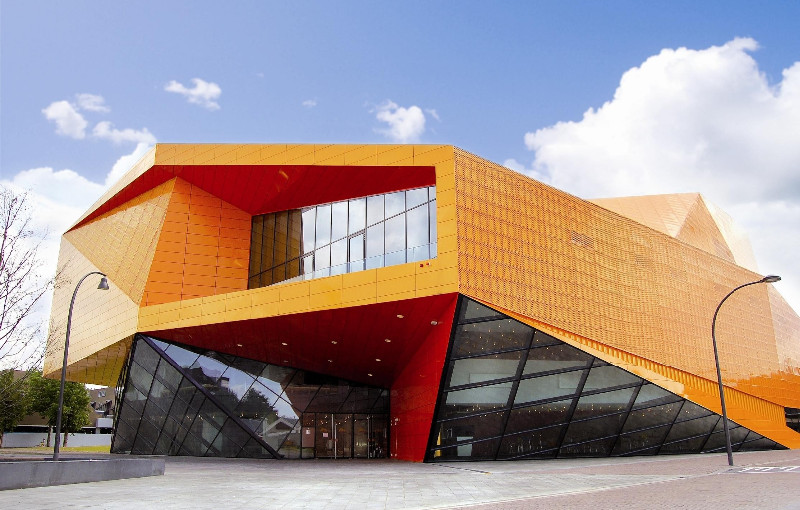 Lelystado teatras Olandijoje