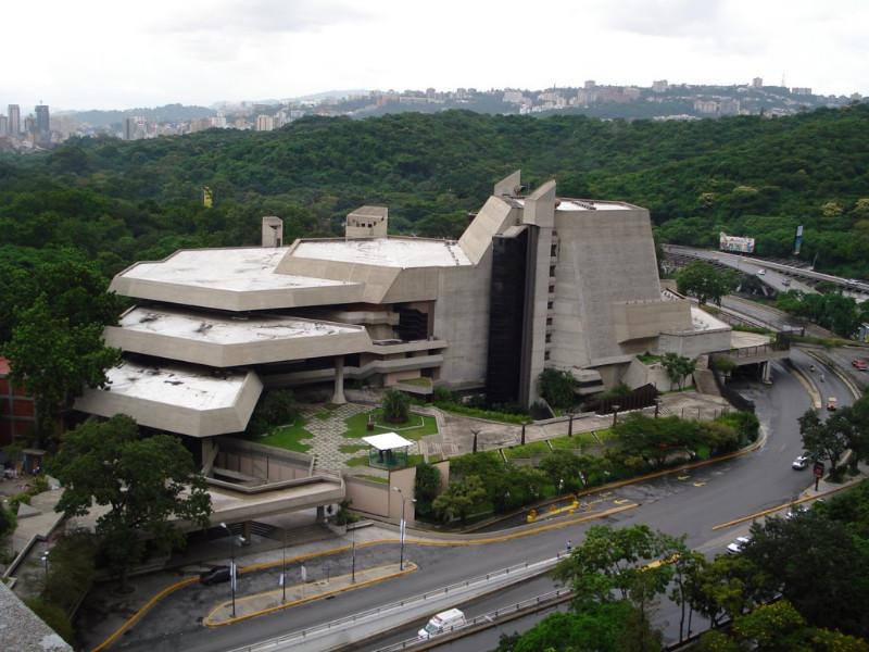 Teresa Carreño kultūros kompleksas Karakase, Venesueloje
