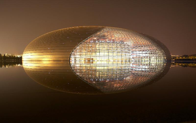 """""""Sidabrinis lašas"""" – didysis Nacionalinis Pekino teatras"""