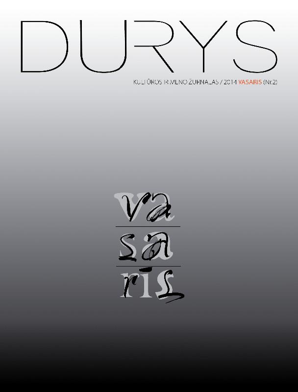 Durys_virselis_2014 vasaris_N.2