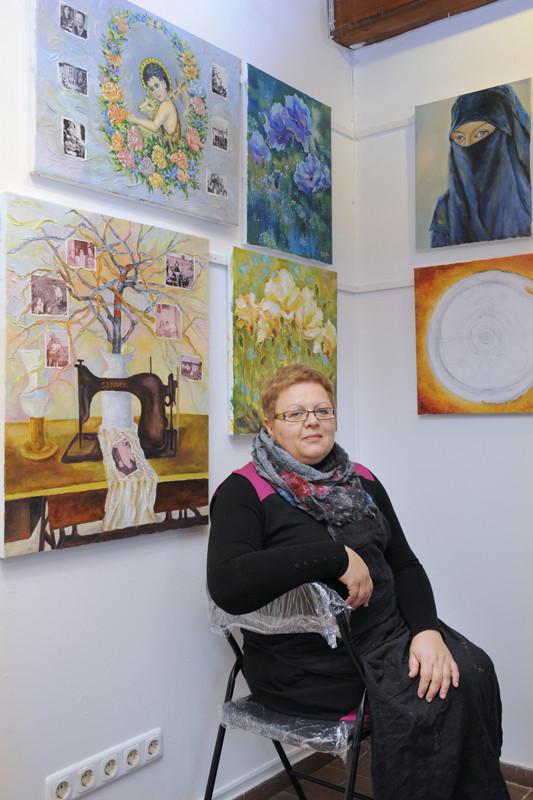 Olga Bašarinienė.