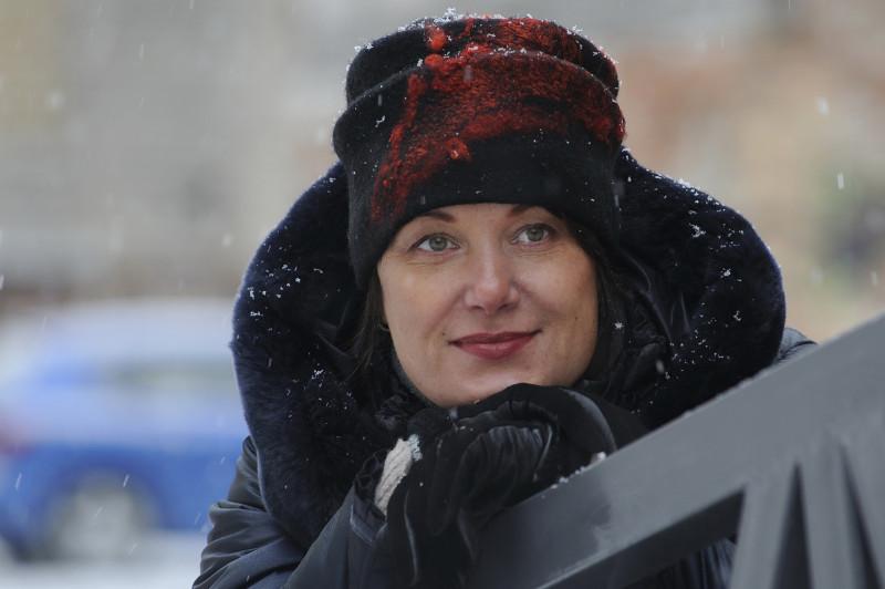 Daiva Molytė-Lukauskienė. Algirdo Kubaičio nuotr.
